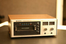 Vintage SANYO 8 TRACK RECORD DECK Model RD 8020 8Track Player made in JAPAN