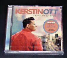 Ich Muss Dir Was Sagen von Kerstin Ott (CD, 2020, Universal Music)
