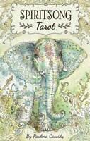 SPIRIT SONG TAROT CARD SET STUNNING TAROT CARDS WITH BOOK!