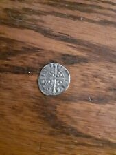 More details for medieval hammered silver coin