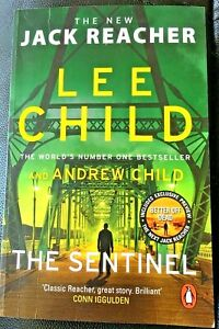 The Sentinel: (Jack Reacher 25) by Lee Child, Andrew Child (Paperback, 2021)