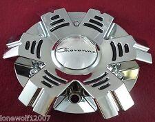 Giovanna Canelli Wheels Chrome Custom Wheel Center Cap # 899L204 24in W/Bolt NEW