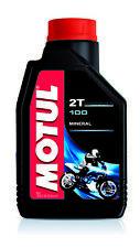 Motul 100 Motomix 2T Mineral 1 Litre