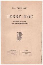 POUVILLON Emile - TERRE D'OC