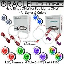 ORACLE Halo Rings Kit for Fog Lights for 08-14 Dodge Challenger *All Colors 1166