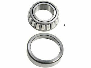 For 1958-1959 Skoda SS450 Wheel Bearing Front Outer Centric 68991XC