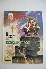 Bernard Prince - La flamme verte du conquistador