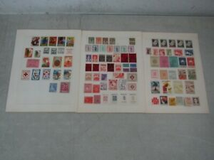 Nystamps Spain advanced old civil war related stamp collection Hi value