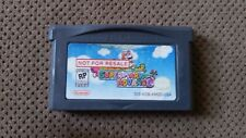 Super Mario Advance  (Nintendo Game Boy Advance, 2001) Not For Resale NFR
