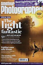 AMATEUR PHOTOGRAPHER MAGAZINE - 5th August - Best lighting gear