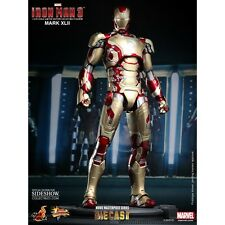 Iron Man Mark XLII Diecast Movie Masterpiece Series Figure 1:6 Hot Toys