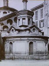 Baptistry,Santa Maria presso San Satiro, Milan, Italy, Magic Lantern Glass Slide