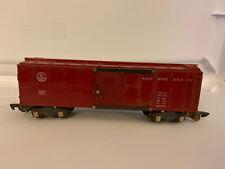 American Flyer No.633  Baltimore & Ohio  Brown Box Car