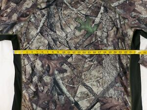 Silvertec true timber  camo hunting  t shirt mensXXL spandex polyester