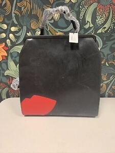 Lulu Guinness Eva Backpack Leather New Defects (S10)