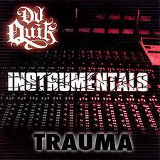 DJ QUIK - TRAUMA: INSTRUMENTALS (NEW CD)