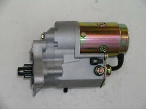 Starter Motor for Mazda BT50 UN B2500 engine WLAT 2.5L Turbo Diesel 06-11
