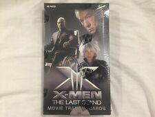 X-Men 3 The Last Stand - Sealed Rittenhouse Movie Trading Card Hobby Box 2006
