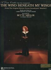 The Wind Beneath My Wings (Theme) (Movie Beaches) Bette Midler Sheet Music