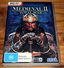 Medieval II 2 Total War PC Game