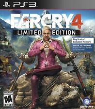 LikeNew Far Cry 4 - Limited Edition - Playstation 3 PS3 Video Game