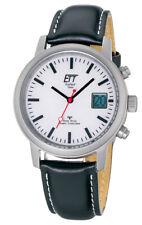 ETT ECO TECH TIME Solar Drive Funk Herren-Armbanduhr EGS-11185-11L