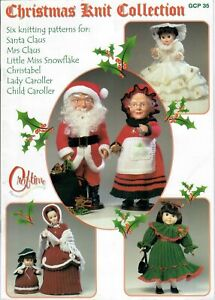 Christmas Knit Collection. Crafttime. GCP 35. Knitting Patterns.
