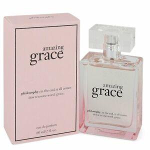 Amazing Grace by Philosophy Eau De Parfum Spray 2 oz for Women