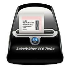 Dymo Labelwriter 450 Turbo Printer 71 Labels Per Minute 1752265 New