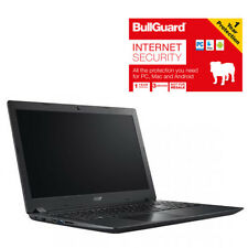 "Acer Aspire A315-21-454Y 15.6"" Laptop AMD A4 1TB 4GB Windows 10 With BullGuard"
