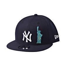 New Era New York Yankees Statue Of Liberty 9Fifty Snapback Men's Hat 70571612