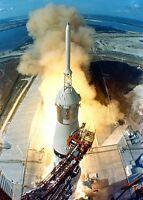 Apollo 11 Launch Saturn V Rocket 5x7 Photo Apollo 11 Mission NASA