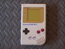 Nintendo gameboy DMG-01-mint condition-Limited Edition Gold Border Screen
