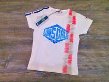 T-shirt LONSDALE London Donna/ragazza bianca con stampa M WHITE top maglia girl