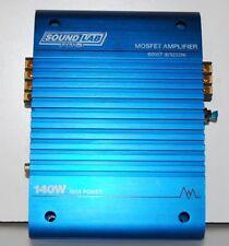 AMPLIFICATEUR AUTO SOUND LAB PRO BOO5T (BS232N) 140 Watts.