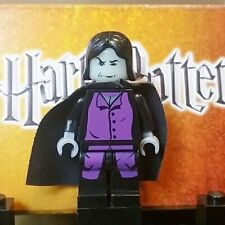 Lego Harry Potter Minifiguren Professor Snape 4751 Marauder's Map Glow Up Leucht