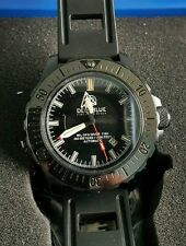 Azul Profundo militar OPS T100 Divers Watch.. Awesome!!!