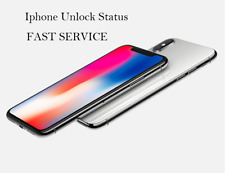LOT OF 25 IPHONE UNLOCK STATUS CHECKER BY IMEI UNLOCKED YES OR NO REPORT SERVICE