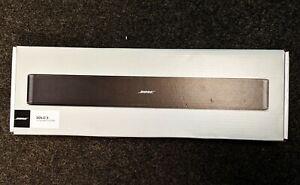 NEU | Bose Solo 5 Soundbar TV Soundsystem Schwarz OVP Bluetooth
