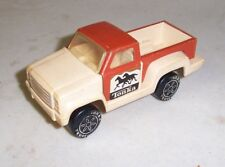 Vintage 1979 Tonka Pickup Truck Toy Collectible Running Horses Emblems on Doors