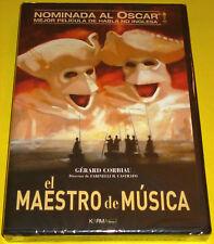 EL MAESTRO DE MUSICA / LE MAITRE DE MUSIQUE - Gérard Corbiau DVD R2 Precintada