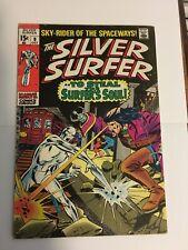 Silver Surfer #9 1969 MARVEL COMICS