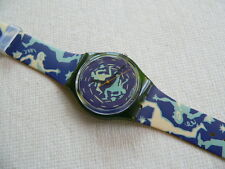 1991Standard Swatch Watch crash by  Massimo Giacon New