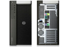 DELL PRECISION T7910 Barebone Workstation, Dual Heatsinks