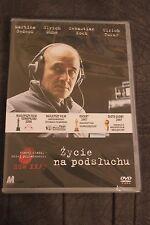Życie na podsłuchu DVD POLISH RELEASE POLSKIE WYDANIE