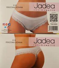 Perizoma Jadea in Pizzo - Art.519 Bianco 4