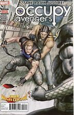 Occupy Avengers #3 (NM)`17 Walker/ Pacheco