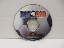 Just 4 Kicks DVD Family Soccer Movie NO CASE Cole Dylan Sprouse Tom Arnold