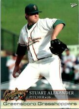 2008 Multi-Ad Greensboro Grasshoppers Minor League - Pick Choose Your Cards
