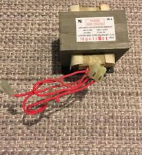 GE General Electric WB20X10067 Microwave High Voltage Transformer